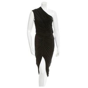 Alexander Wang Grecian style draped dress